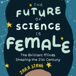 Book Cover for The Future of Science Is Female