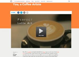 The Latte Artist
