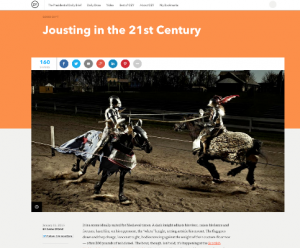 Millennial Jousting