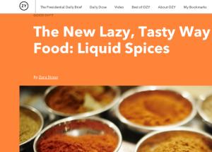 Liquid Spices